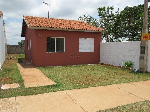 Linda Casa 02 Qtos - R$ 122mil