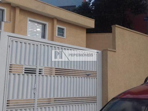 LINDO SOBRADO A VENDA - JARDIM SOARES (GUAIANASES)