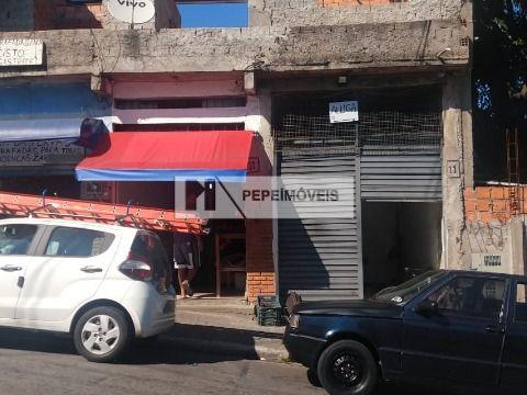 SALÃO COMERCIAL - PQ. DOM JOÃO NERI