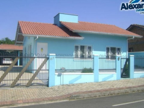 Casa em Tifa Martins - Jaraguá do Sul