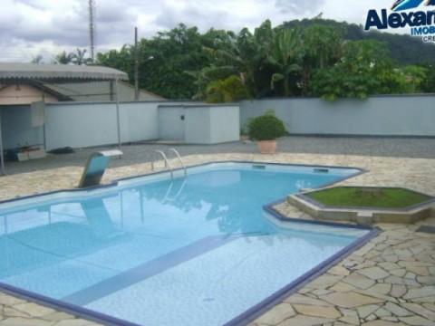 Casa em Rau - Jaraguá do Sul