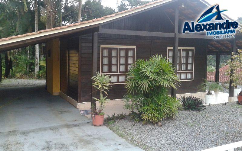 Casa em Guaramirim no bairro Amizade