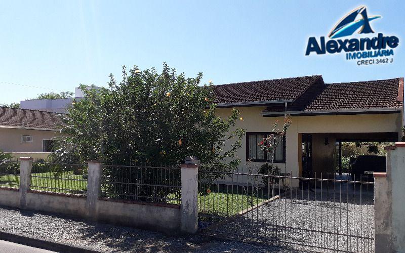 Casa no bairro João Pessoa em Jaraguá do Sul.