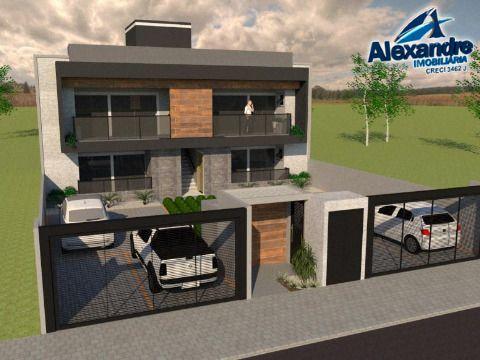 Apartamento em Barra do Rio Cerro - Jaraguá do Sul