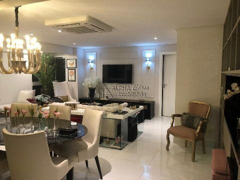 Apartamento 2/4 ampliado para 1/4 venda Alphaville