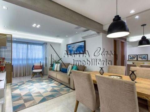 Apartamento 3/4 à venda em Patamares