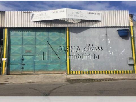 Galpão 1.020,98m² aluguel/venda em Pau da Lima