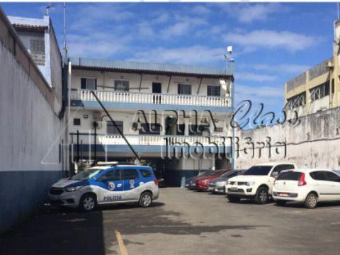 Prédio comercial locação/venda Pau da Lima