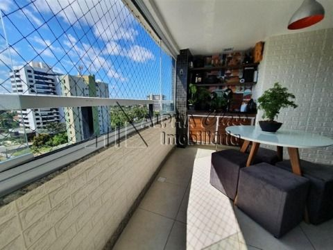 Apartamento 3/4 venda Patamares