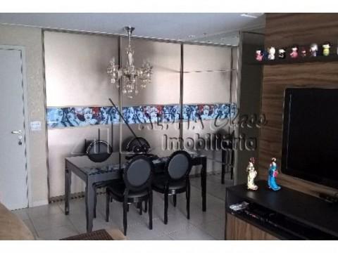 Apartamento mobiliado em Alphaville Salvador