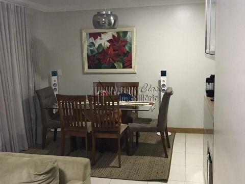 Apartamento a venda com 3/4 e uma suíte em Alphaville I
