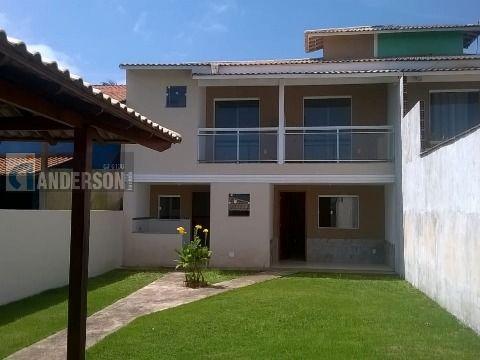 Casa 2qtos (1 suíte) c/ churrasqueira prox. Praia Itaipuaçu