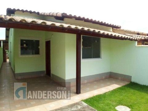 Casa 2 qtos (1 suíte) com churrasqueira e chuveirão em Itaipuaçu
