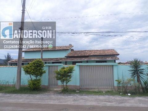 Casa no Jardim Atlântico - Itaipuaçu