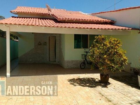Casa em Itaipuaçu com 2qtos (1 suíte) e churrasqueira