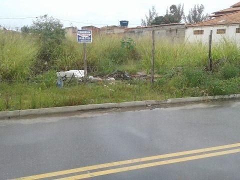 Terreno em Itaipuaçu 800m² frente ao asfalto  BARROCO