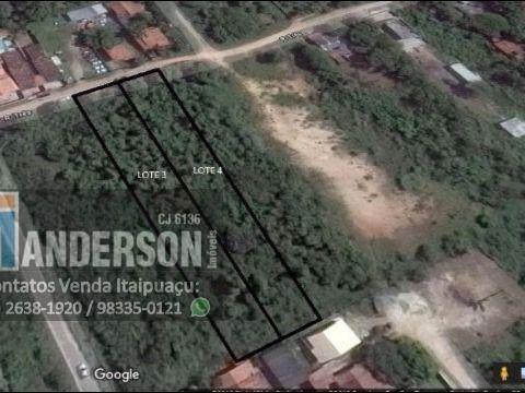 Terreno em Itaipuaçu 1.500m²