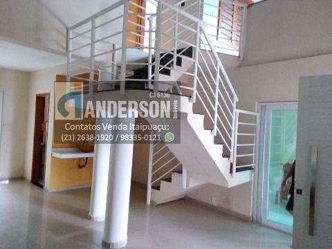 Casa em Itaipuaçu 2qtos (1 suíte)