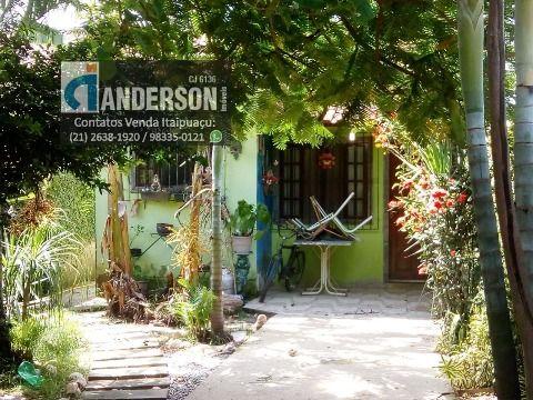 Casa em Itaipuaçu 2qtos (1 suíte) e piscina