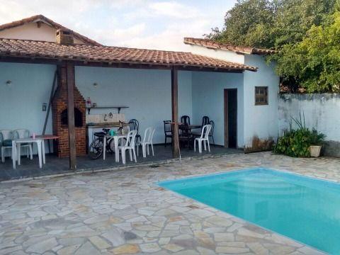 Casa duplex perto da praia em condomínio com piscina e churrasqueira em Itaipuaçu