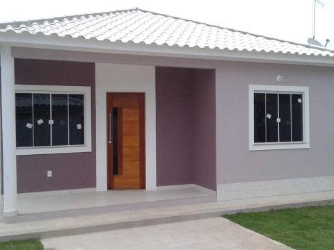 Excelente Casa 3 Qtos 1 suíte com churrasqueira em Itaipuaçu