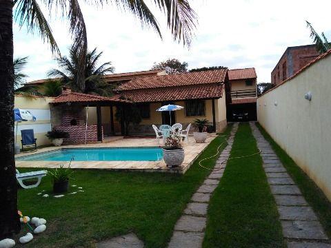 Maravilhosa Casa c/ 5 Quartos sendo 3 suítes em Itaipuaçu