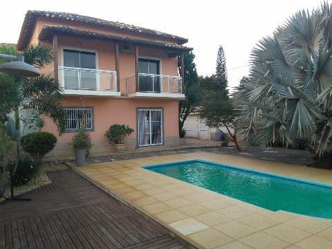 Maravilhosa  residencia com 3 Qtos ( sendo 2 suites, no Recanto Itaipuaçu