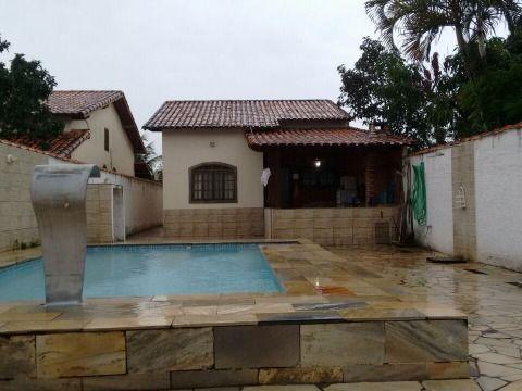 Casa em Itaipuaçu 2qtos (1 suíte) com piscina