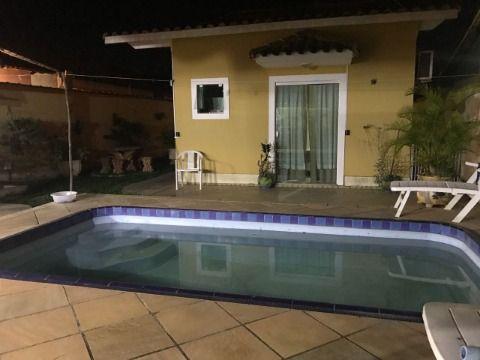 Excelente Casa 4Qtos com piscina e churrasqueira no Barroco Itaipuaçu