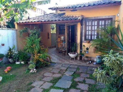 Ótima casa 3Qtos 2suítes São Bento Lagoa próximo a praia Itaipuaçu