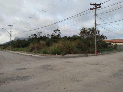 Terreno Multifamiliar de esquina em Itaipuaçu