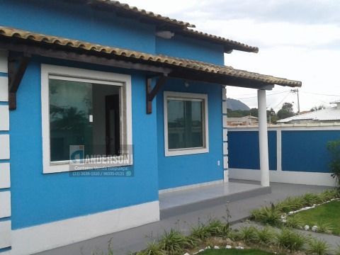 Excelente casa 3Qtos(sendo 1suíte) c/ paisagismo em Itaipuaçu