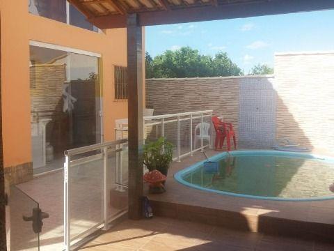 Casa Duplex com 2 suítes em Itaipuaçu próx. praia com piscina  churrasqueira