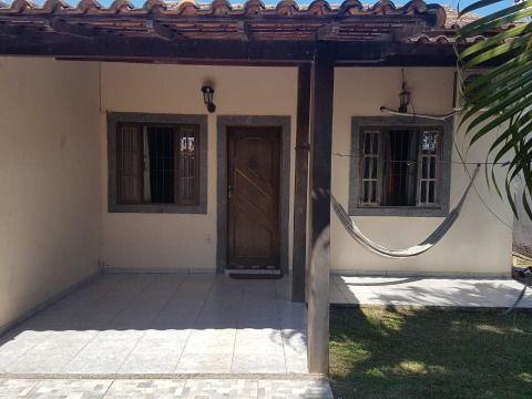 Casa 2Qtos c\ piscina e área gourmet c\churrasqueira em Itaipuaçu