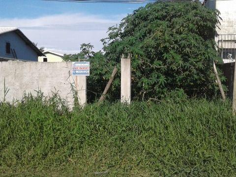 Terreno c\480m²  murado e aterrado no J.Atlântico em Itaipuaçu