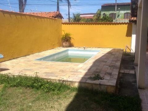 Excelente casa 4Qtos (sendo 1suíte) com piscina em Itaipuaçu