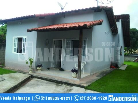 Ótima Casa em Itaipuaçu com Suíte