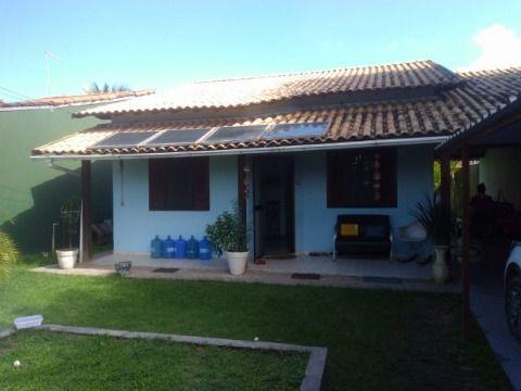 Excelente Casa em Itaipuaçu com 3Qtos ( 2 Suítes), Churrasqueira .