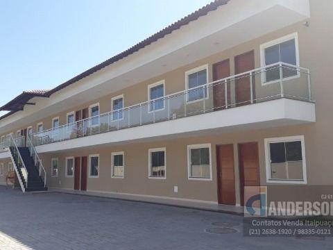 Apartamento de 2 quartos em Inoã a menos de 500m da Rodovia.