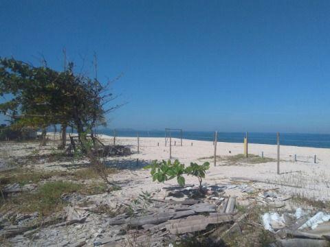 Excelente Terreno em Itaipuaçu em Frente ao Mar c/ 1.953m²