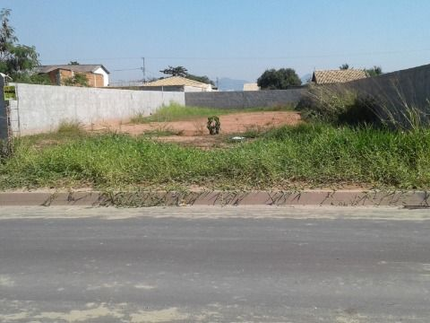 Terreno 480m²  murado e aterrado e em rua asfaltada em Itaipuaçu