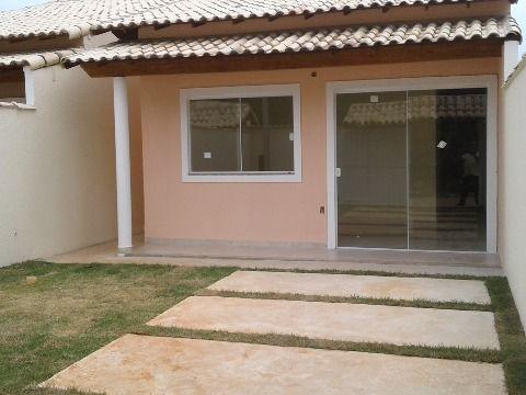 Casa no Barroco 1ª locação c/2 Qtos (1suíte) e churrasqueira em Itaipuaçu