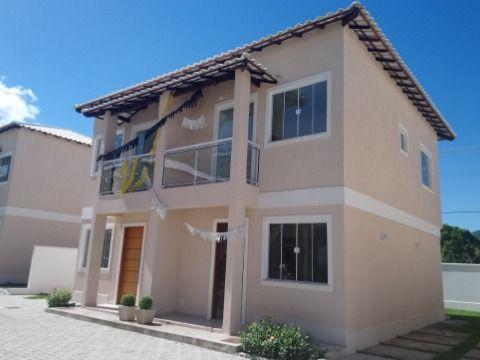 Casas duplex c/ 2 suítes em condomínio fechado em Itaipuaçu