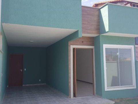 Casa 3Qtos em rua asfaltada próximo a praia em Itaipuaçu