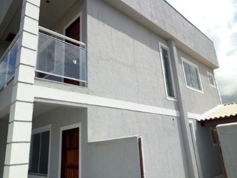 Casa duplex 2Qtos (1suíte), sacada no Jd. Atlântico em Itaipuaçu