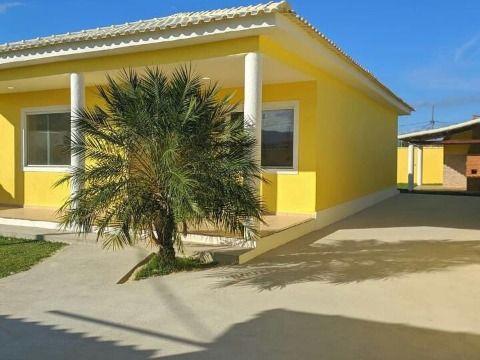 Excelente Casa 3Qtos c/churrasqueira próx. principal do Jd.Atlântico em Itaipuaçu
