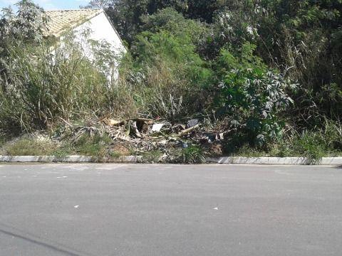 Excelente terreno 480m² no São Bento Lagoa em rua asfaltada e c/água CEDAE  Itaipuaçu