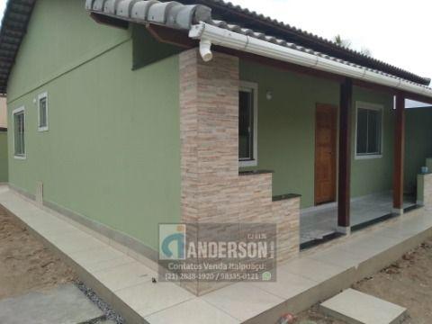 Ótima Casa em Itaipuaçu c/ 2Qtos (1 suíte), Sala 2 ambiente, Próximo ao Barroco.