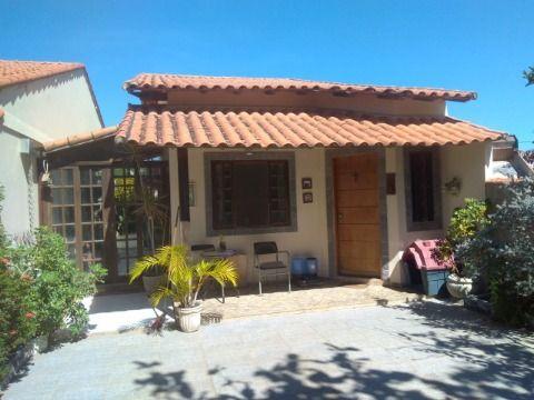 Ótima Casa em Itaipuaçu c/ 2Qtos (1 suíte), Churrasqueira e Piscina.