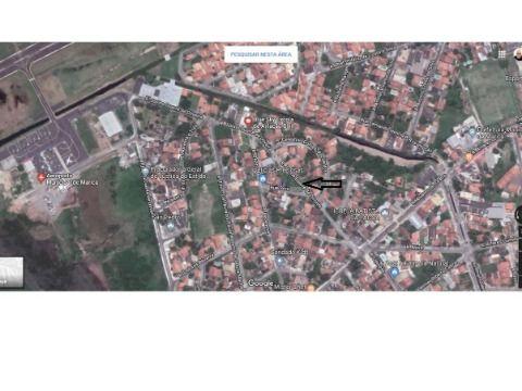 Excelente Terreno  no Centro de Maricá,  de Esquina, c/ 600m², ótimo investimento.